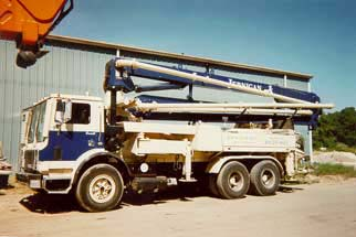 28 Meter Schwing Boom Truck (click for closeup)